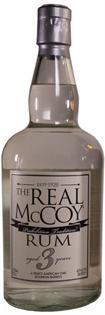 The Real Mccoy Rum 3 Year 750ml